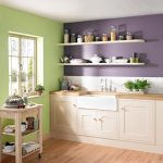 10 beautiful kitchens with purple walls paint for kitchen