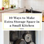 10 brilliant ways to squeeze extra storage space out of a