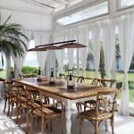 10 favorite outdoor dining spaces landscape and poolside home