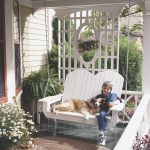 10 pretty porch swings the family handyman