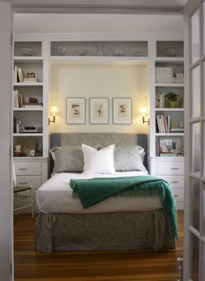 10 tips to make a small bedroom look great for the home bedroom