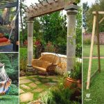 100 amazing diy outdoor and garden swings diy garden