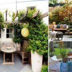 100 cool small patio ideas decorating diy garden