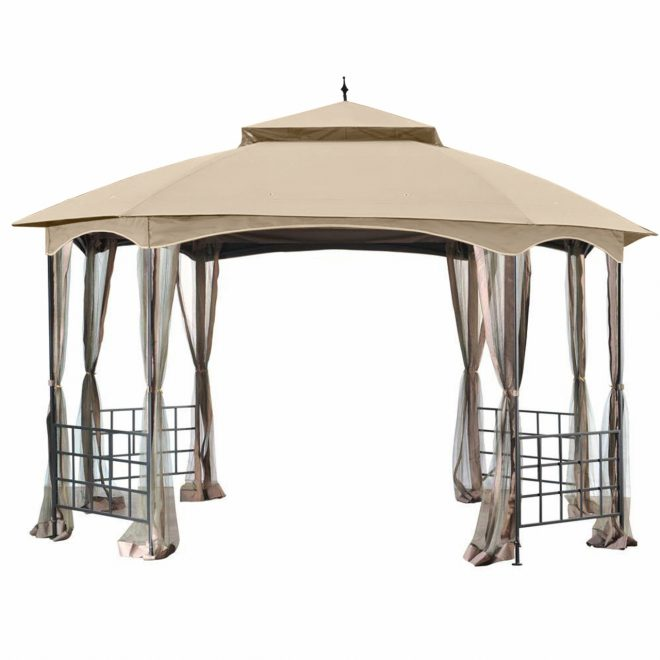 10x10 gazebo canopy replacement covers procura home blog