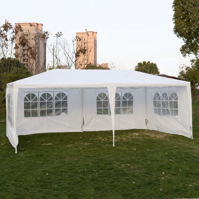 10x20 party wedding outdoor patio tent canopy heavy duty