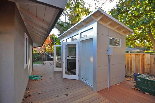 11 best and easy converting shed into living space