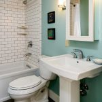 11 decor ideas small bathroom with pedestal sink collections
