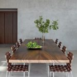 11 minimalist dining rooms with big impact photos architectural digest