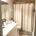 116 rustic farmhouse bathroom ideas with shower bathroom