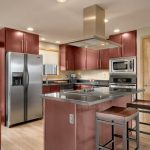 12 exceptional ideas of the cherry kitchen cabinets in
