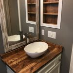 12 powerful photos wood countertop for bathroom vanity collections