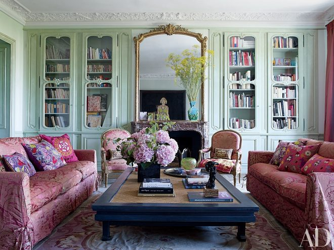12 unforgettable parisian apartments and homes