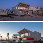 14 examples of modern beach houses from around the world mezzanine