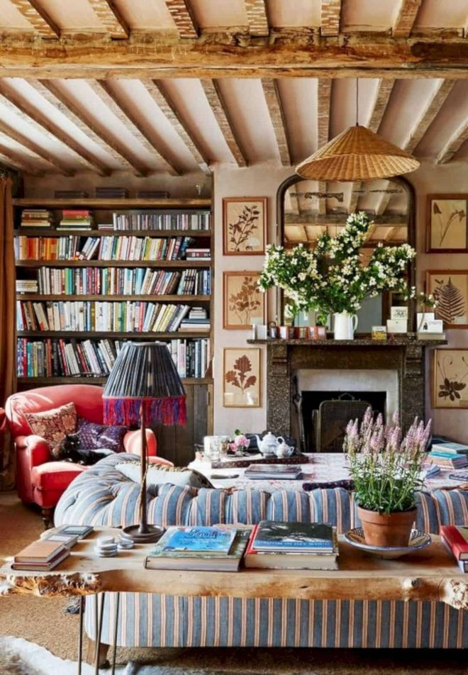 15 amazing english country room decoration ideas futurist