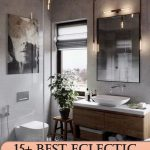 15 best eclectic bathroom design ideas 15 best eclectic