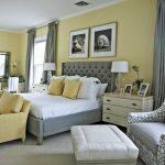 15 cheery yellow bedrooms decor yellow gray bedroom
