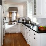 15 small kitchen granite countertop design you need to try