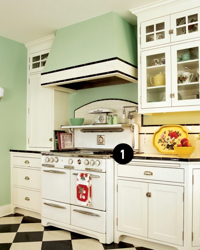 1920s kitchen done right old house journal magazine