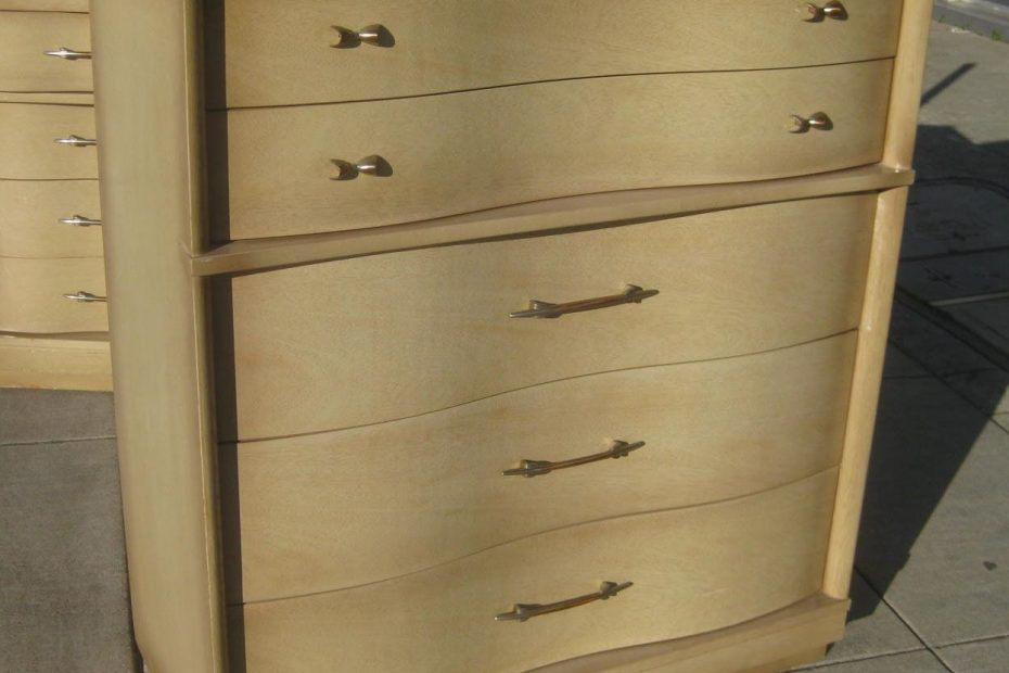 1950s blonde bedroom furniture 50s bedroom bassett
