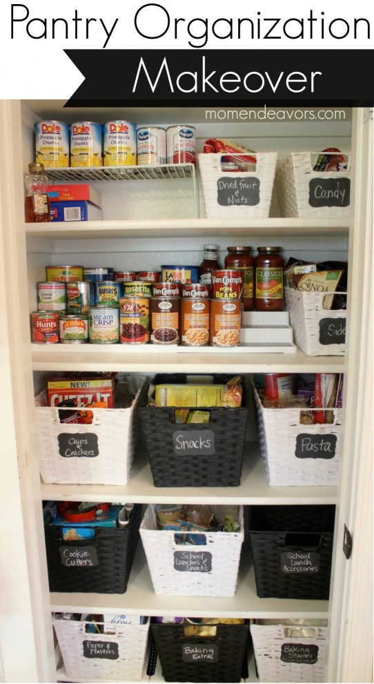 20 incredible small pantry organization ideas and makeovers the