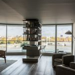 20 living rooms with floor to ceiling windows housely