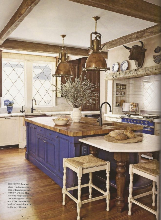 20 magnificent french country kitchen designs country