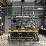 20 marvelous industrial kitchen design that will make you fall in
