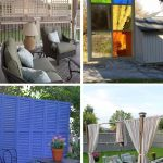 20 outdoor patio privacy screen ideas diy tutorials