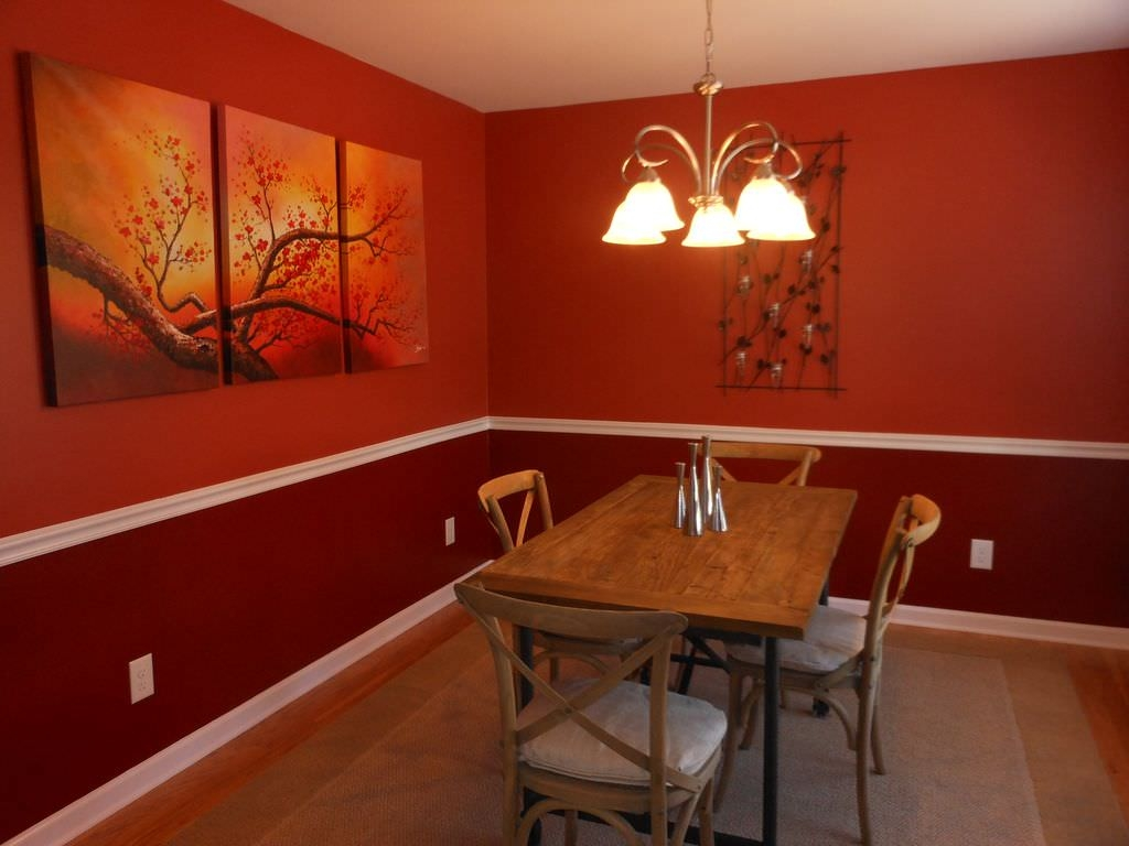 20 red dining room ideas for 2018