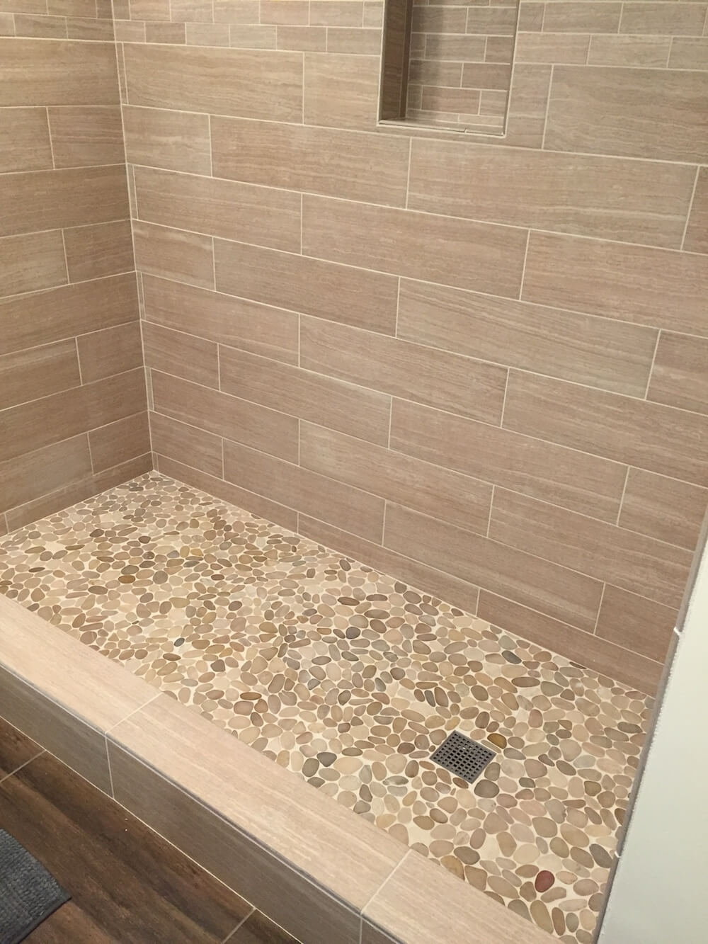 2018 cost to tile a shower how much to tile a shower