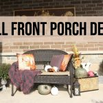 2019 fall diy decor challenge fall front porch decor fall decoration ideas