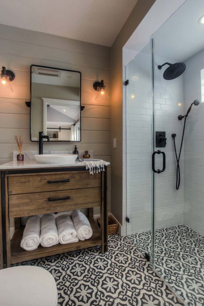 21 gorgeous farmhouse style bathrooms you will love interiors and