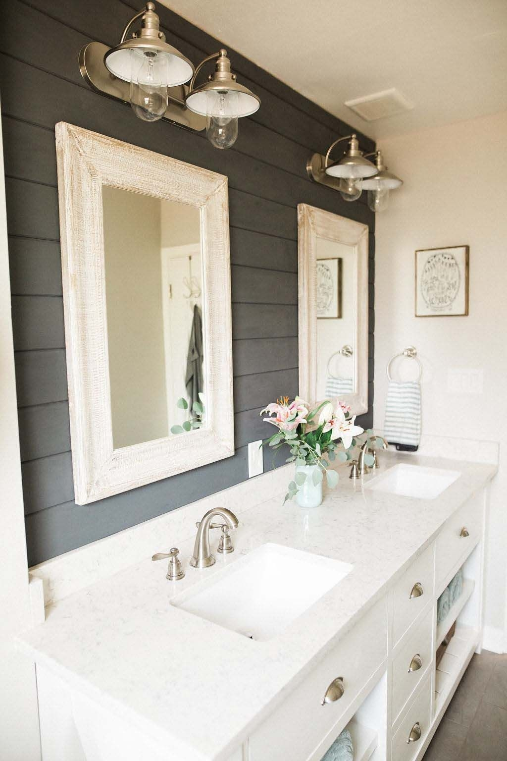 21 gorgeous farmhouse style bathrooms you will love rustic