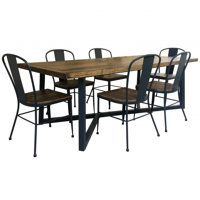 21st century wrought iron set of patio dining table chairs indoor outdoor