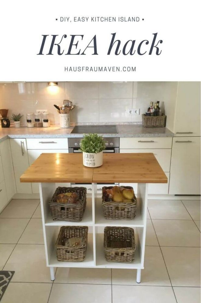23 best diy kitchen island ideas and designs for 2020