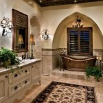 23 elegant mediterranean bathroom design ideas tuscan