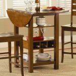 24 nice small kitchen table with storage round counter height