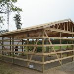 24x30 pole barn design farm pinterest barn pole barn garage