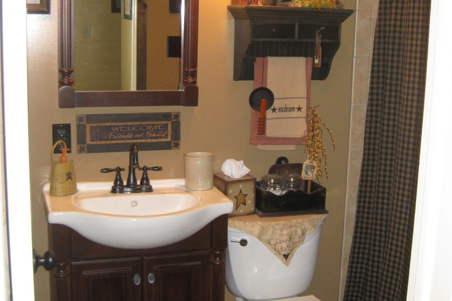 25 amazing country bathroom designs small country