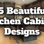 25 beautiful kitchen cabinet design ideas for kitchen remodeling ideas