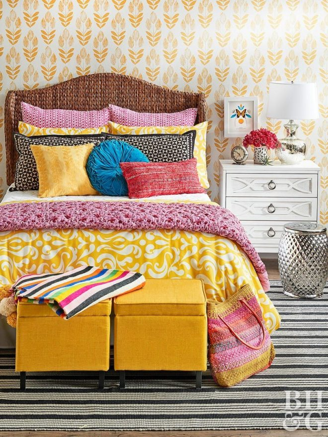 25 cheery ways to use yellow in your decor in 2019 think