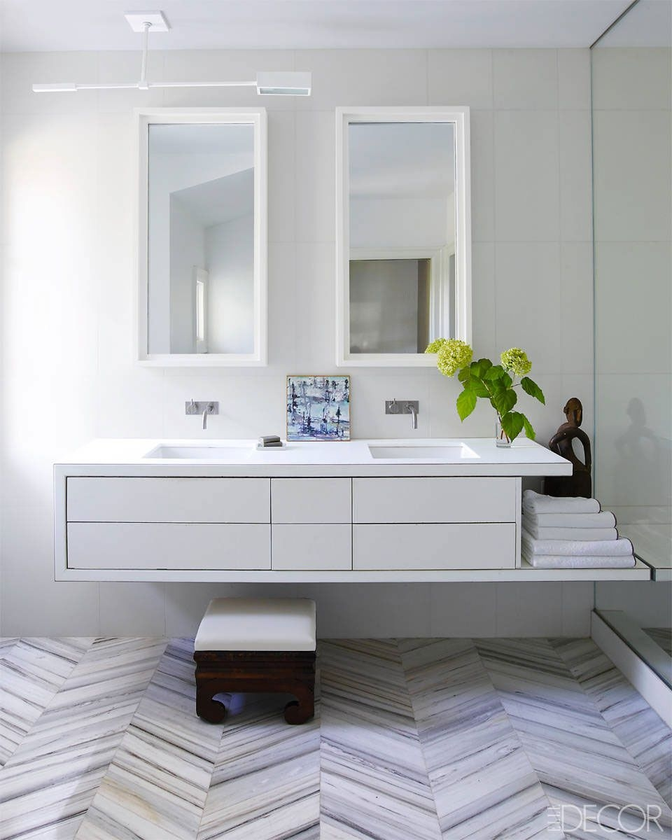 25 white bathroom design ideas decorating tips for all white bathrooms