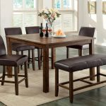 26 dining room sets big and small with bench seating 2018