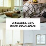 26 serene japanese living room dcor ideas digsdigs