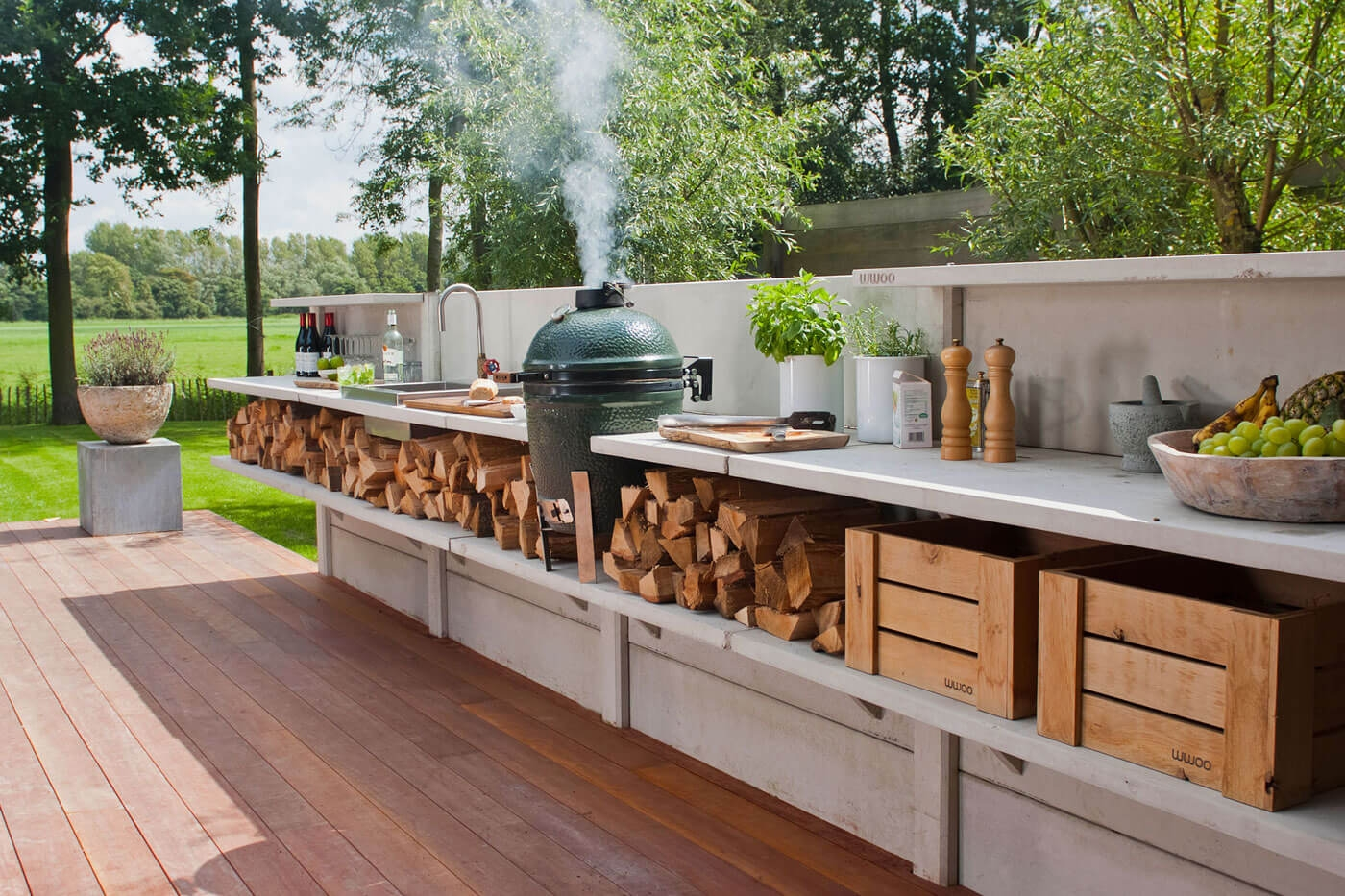 27 best outdoor kitchen ideas and designs for 2019