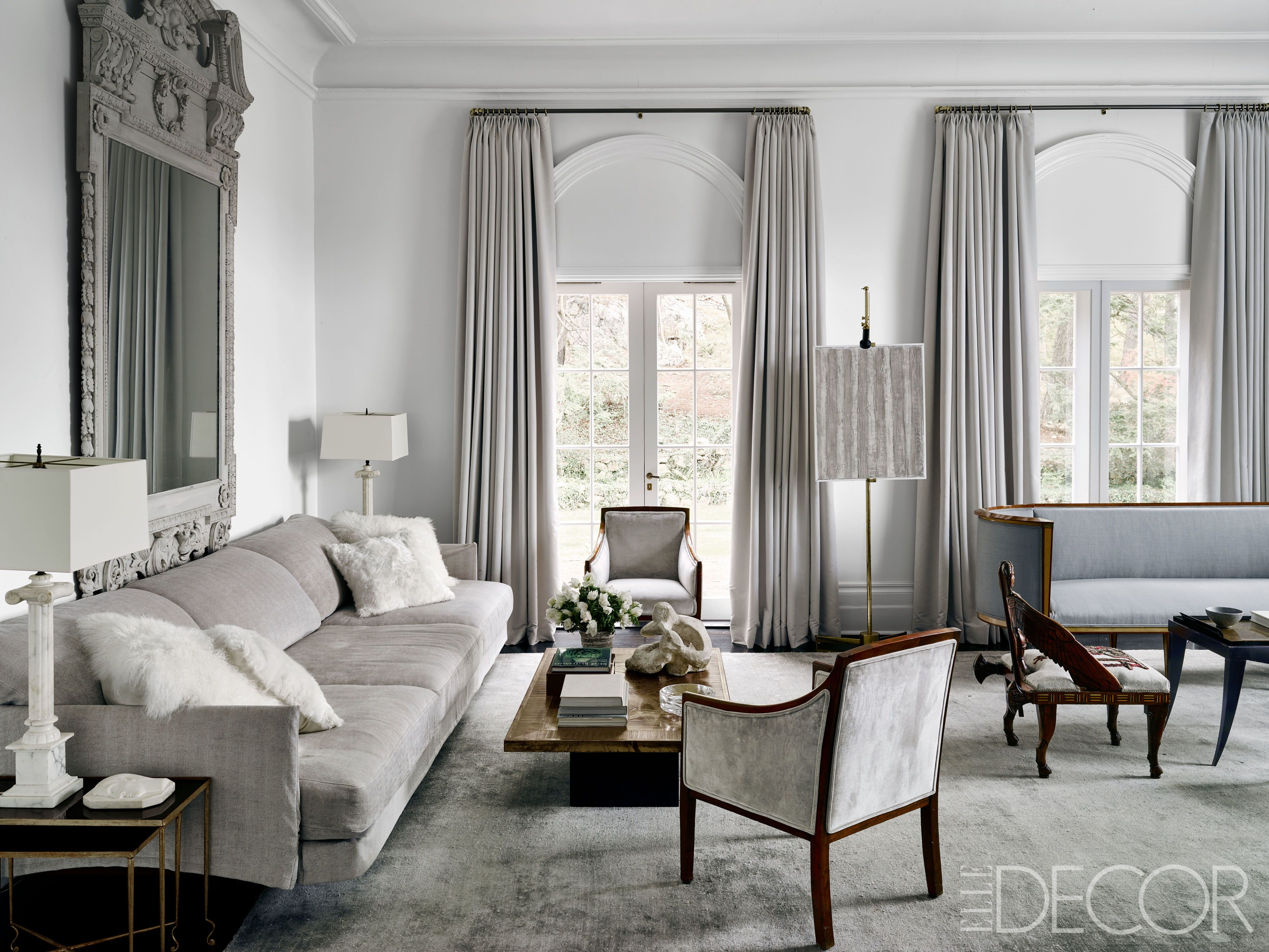 27 gorgeous gray living rooms gray decor ideas for living rooms