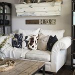 27 rustic farmhouse living room decor ideas for your home rustic