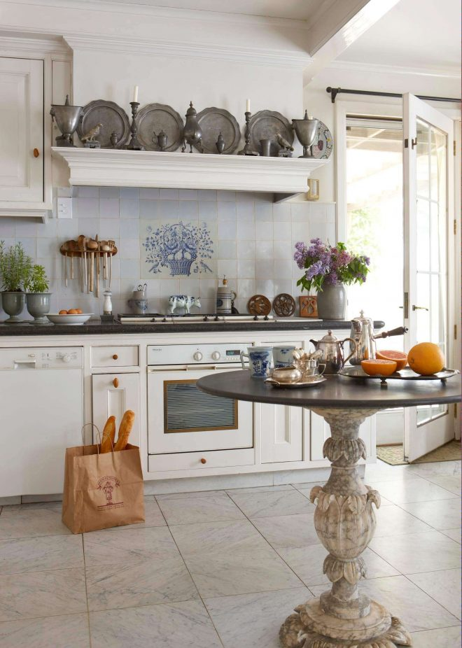 28 french kitchen design pictures