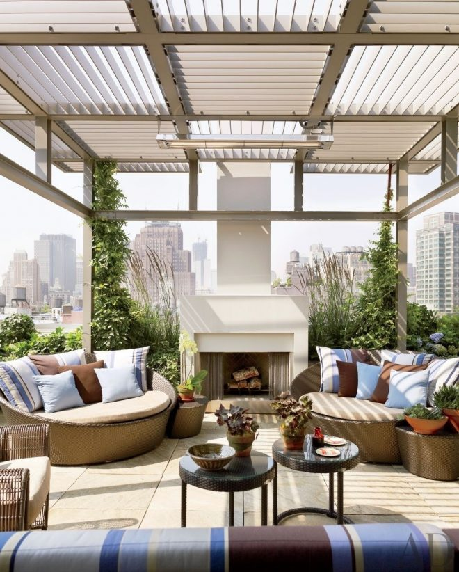 28 luxurious indoor outdoor rooms architectural digest