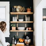 28 nice open shelving ideas for minimalist interior open shelving